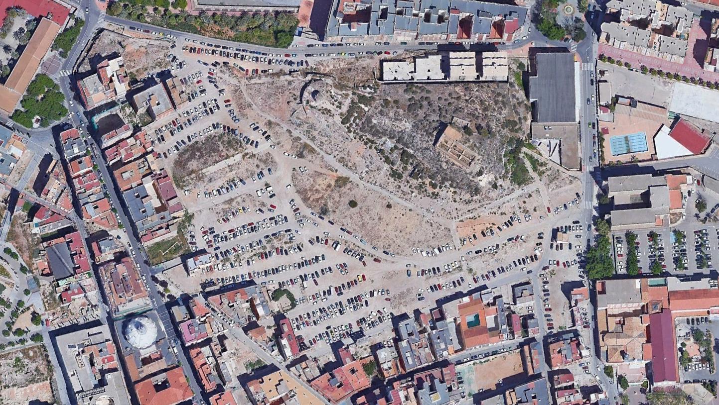 monte sacro, cartagena, murcia, cartagena is not murcia, después, urbanismo, planeamiento, urbano, desastre, urbanístico, construcción, rotondas, carretera