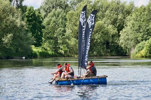 Needham Raft Race 2017