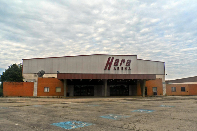 Hara Arena -- Trotwood, Ohio