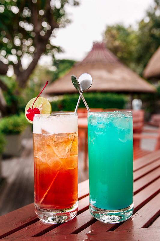 Beachfront Panali Restaurant at Vana Belle Resort, Koh Samui, Thailand