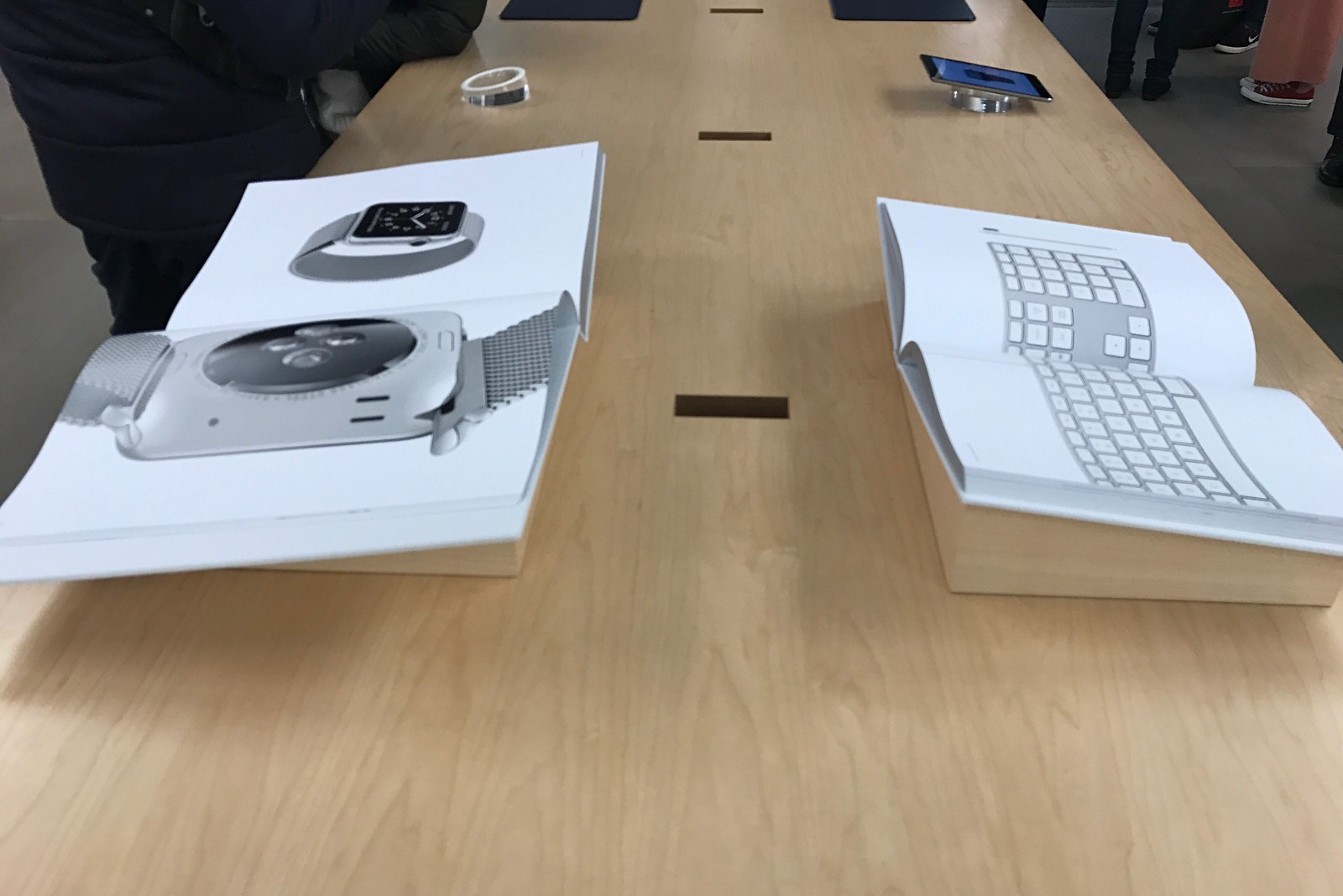 "The Book ""Design by Apple in California""."