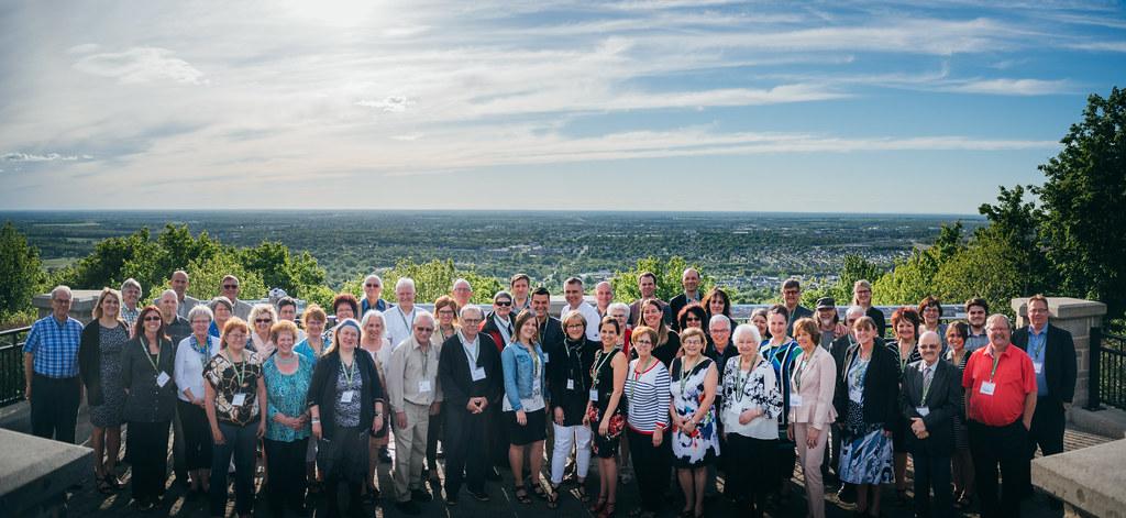 Bénévoles honorés lors de la soirée Hommage aux bénévoles 2017
