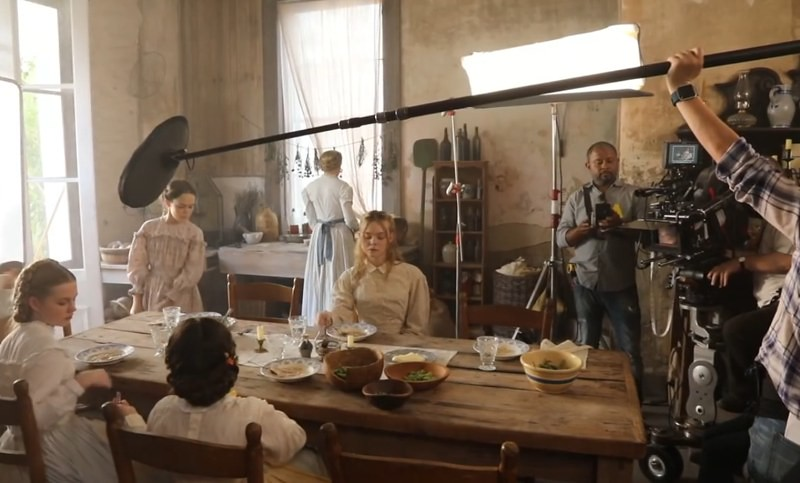 Locations for The Beguiled