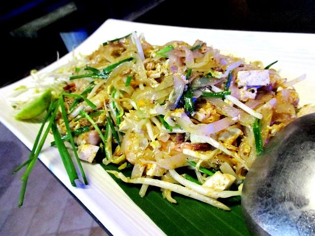 Flavours pad Thai