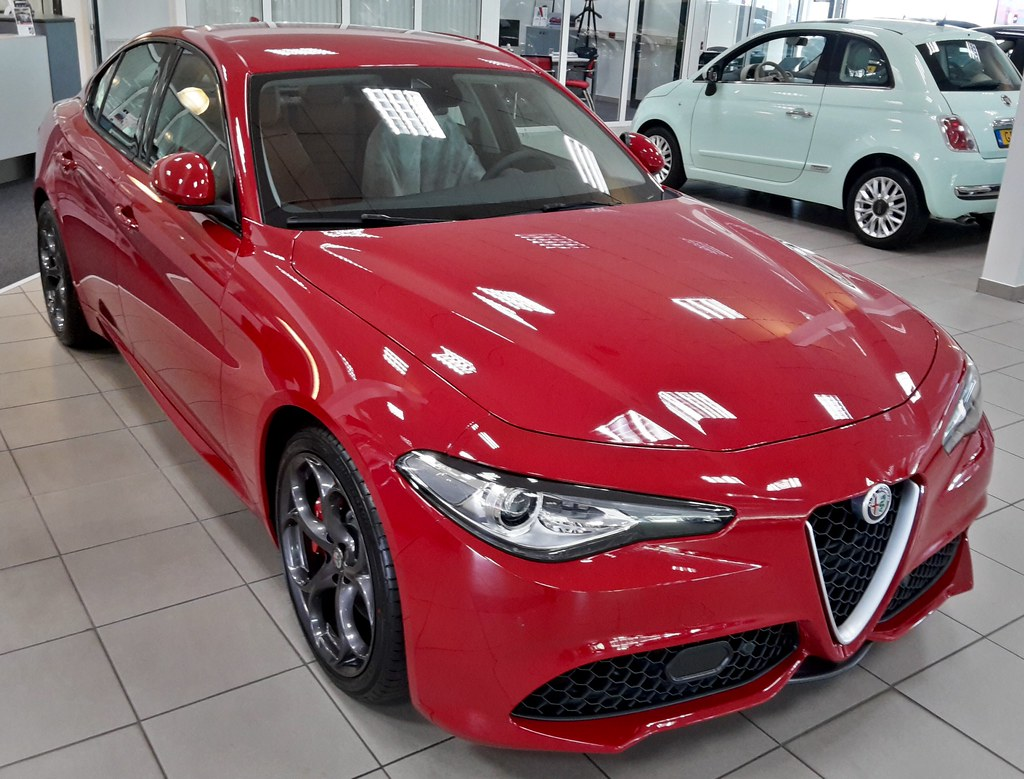 Bmw I8 Red >> My All New Alfa Romeo Giulia Veloce | This is it! EXPLORE, J… | Flickr