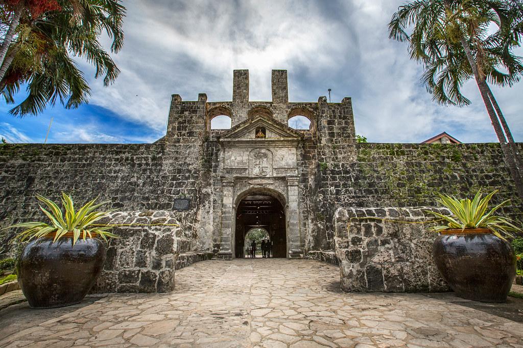 Fort San Pedro Cebú