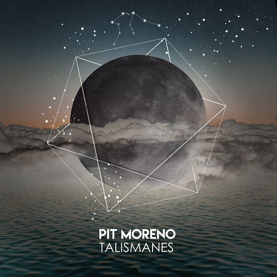 Pit Moreno - Talismanes (Front Cover)