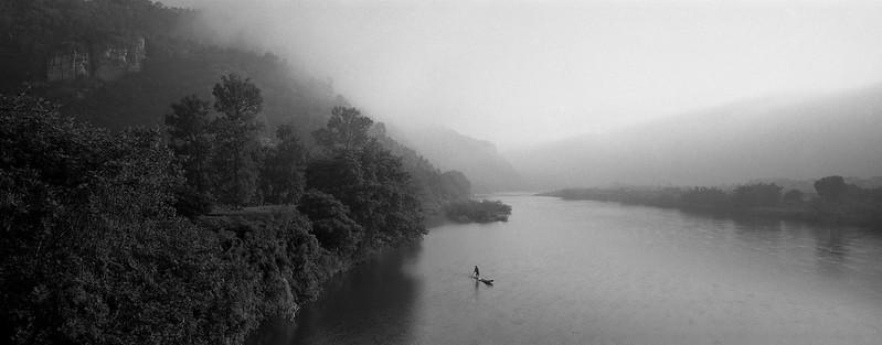 a Summer River