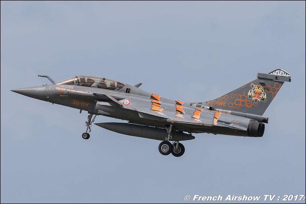 Rafale C/B tiger , ECE 01/30 (FAF) 01/30 Côte d'Argent , , Nato Tiger Meet landivisiau 2017 , NTM2017 ,Spottersday Nato Tigers , Harde to be humble , bretagne