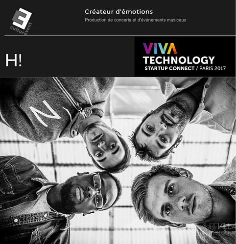 Culturevent présente Trio Jazz H! à Vivatech
