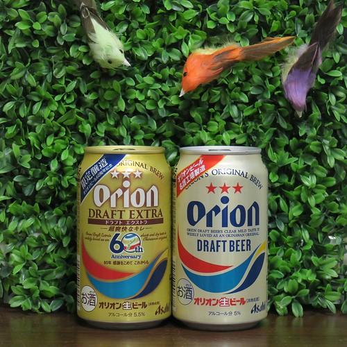 ビール:オリオン DRAFT EXTRA