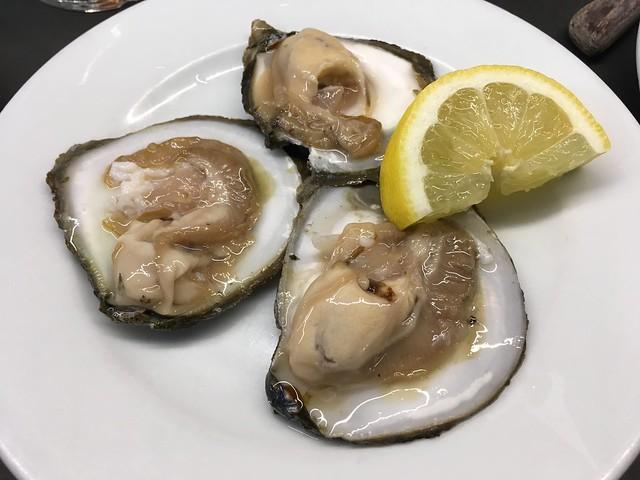Oysters - Pinotxo Bar