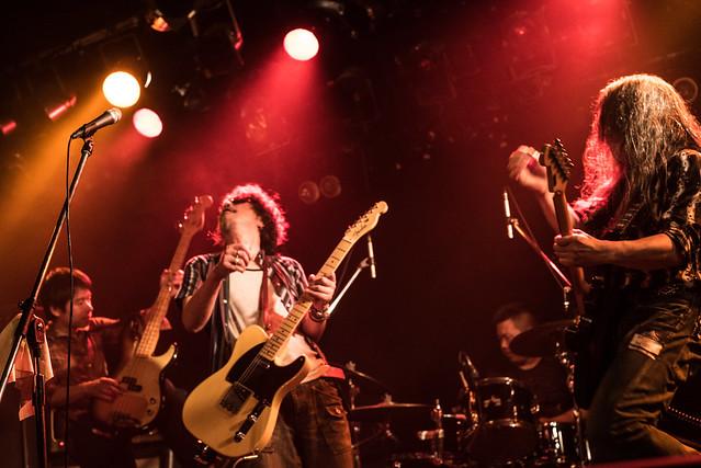 THE NICE live at Hearts, Kawaguchi, 01 Jun 2017 -00118