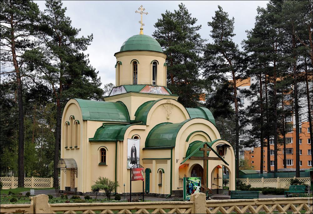 Церковь Дмитрия Донского