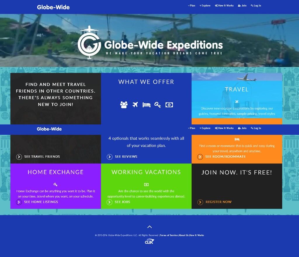 Globe Wide