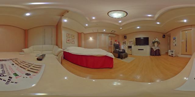 岡山Fine花園飯店房間