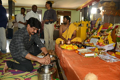 MLA Movie Opening Stills