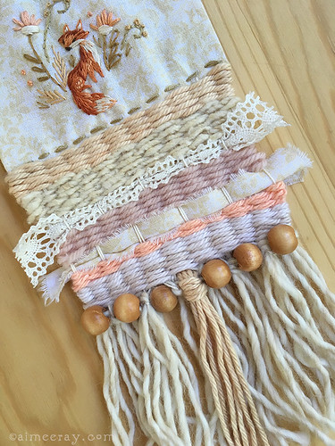 meadow fox weaving