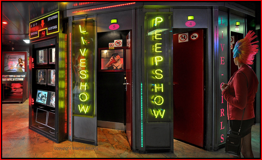 Peep show sex