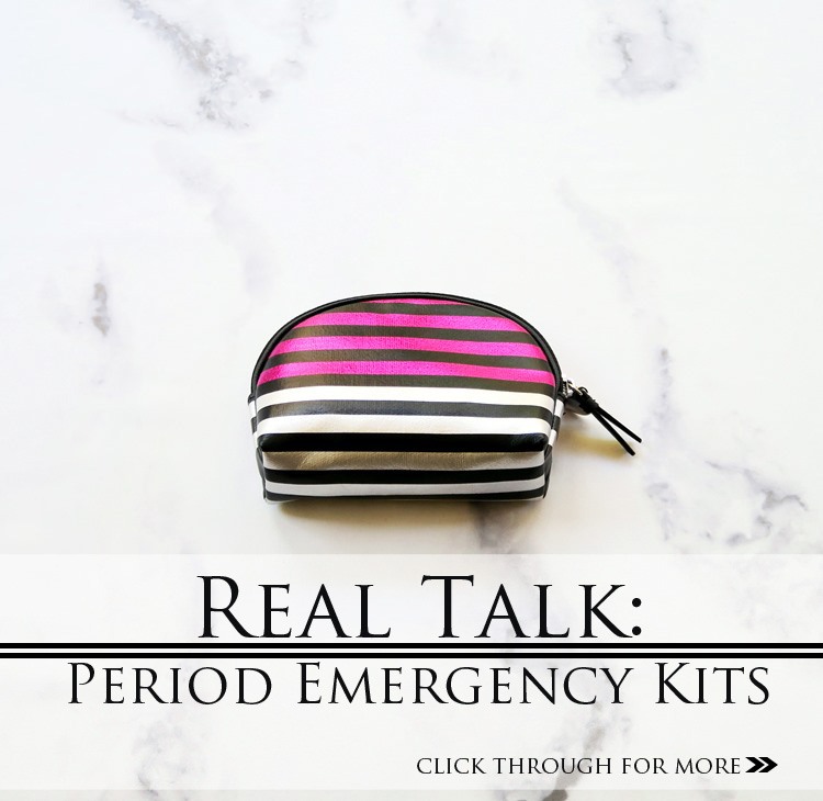 Compact Period Emergency Kit