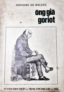 Ông Già Goriot - Honore de Balzac