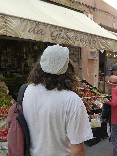 casquette italienne