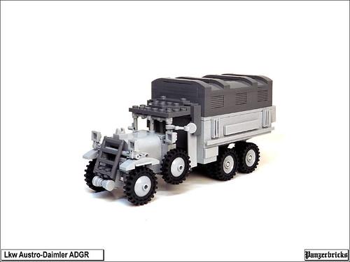 Lkw Austro Daimler ADGR de Panzerbricks