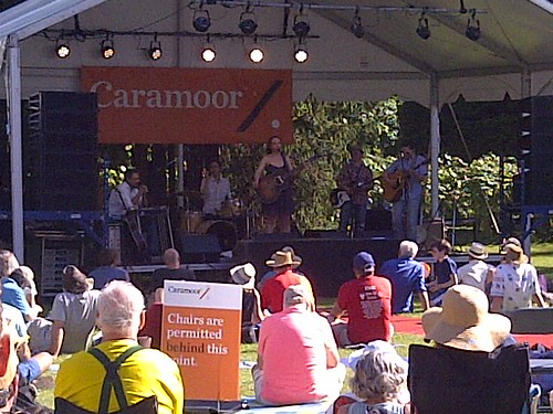 The Mammals featuring Mike + Ruthy Caramoor American Roots Music Festival Katonah-20170624-05271