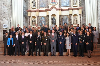 Central American Regional Seminar on Countering Transregional-Transnational Threat Networks JUN 2017