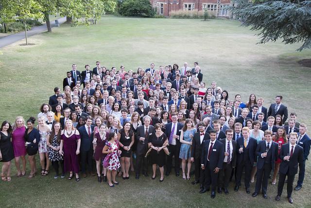 Principal's Farewell Gaudy 2017