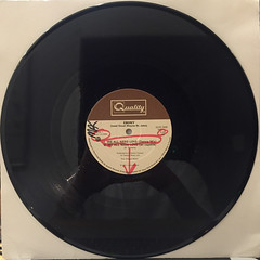 EBONY:WE ALL NEED LOVE(RECORD SIDE-A)