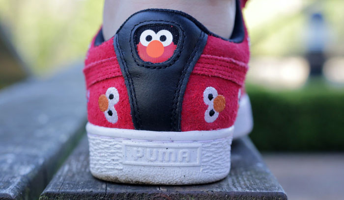 Elmo Trainers Details