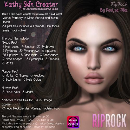 RipRock - Kathy Skin Creator Vendor