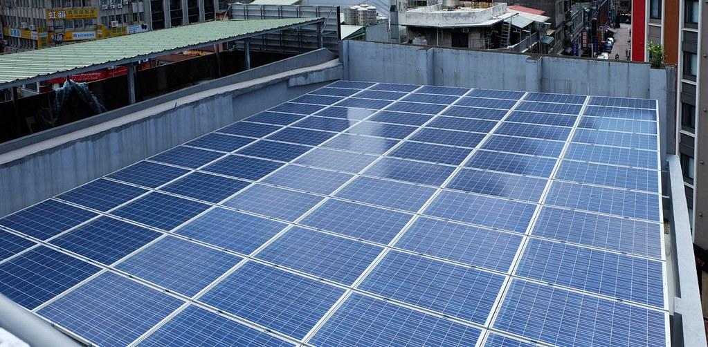 20170618 綠色和平屋頂太陽能(台北)