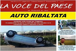 Noicattaro. Prima pagina n. 21-2017 front