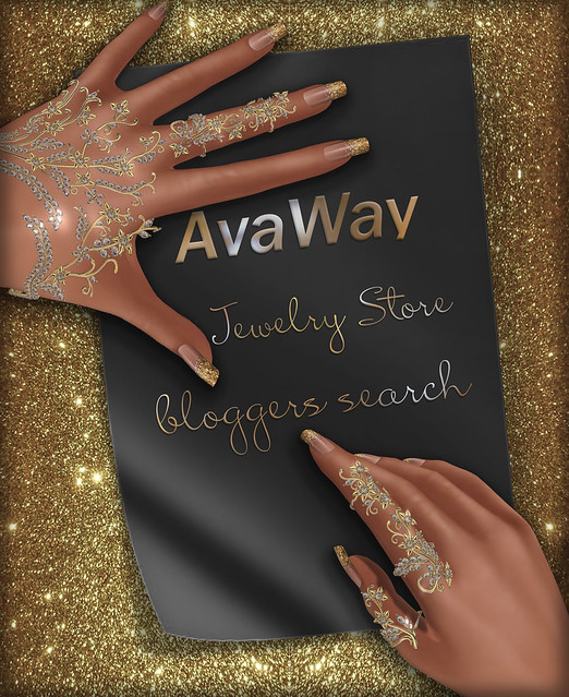 AvaWay Jewelry Store BLOGGERS SEARCH
