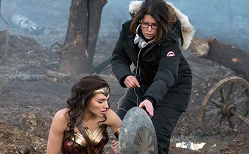 Wonder Woman - Gal Gadot & Patty Jenkins