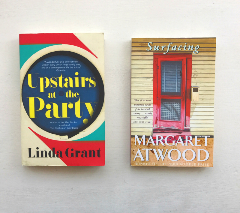 book haul blog vivatramp books margaret atwood linda grant