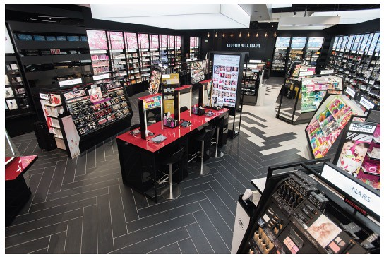 El New Store Concept de Sephora: