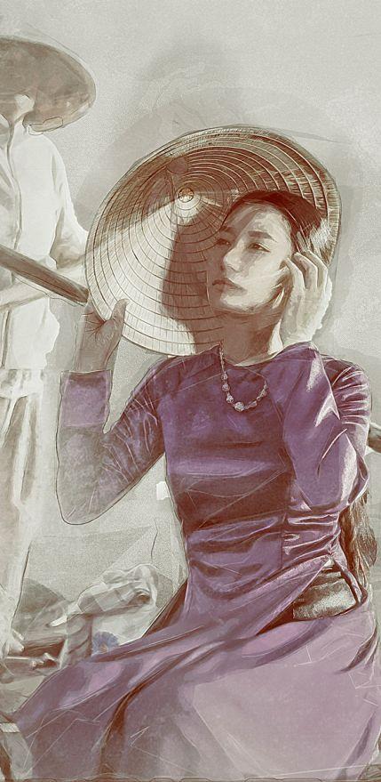 Photoshop Action Impressionism – impressionism in Photoshop