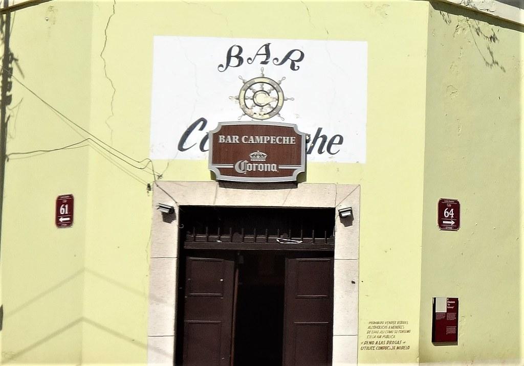 Strzałki Campeche