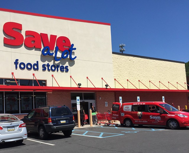 Save A Lot drives your groceries home