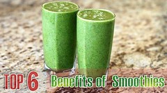 Top Benefits of Smoothies