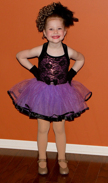 17-05-20 Lexi's First Dance Recital