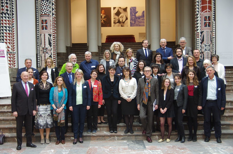 European Heritage Alliance 3.3 meets in Brussels