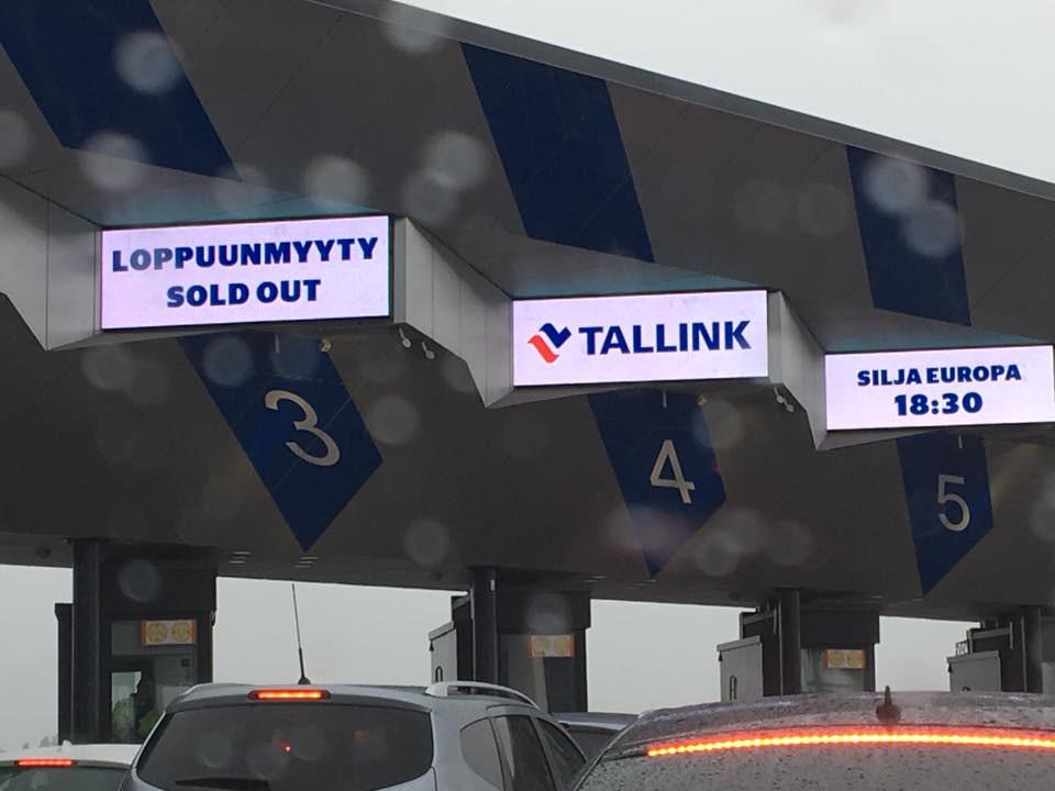 Via Baltica - Autolla Baltiaan ja Puolaan
