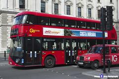 Wrightbus NRM NBFL - LTZ 1052 - LT52 - Clapham Common 88 - Go Ahead London - London 2017 - Steven Gray - IMG_8567