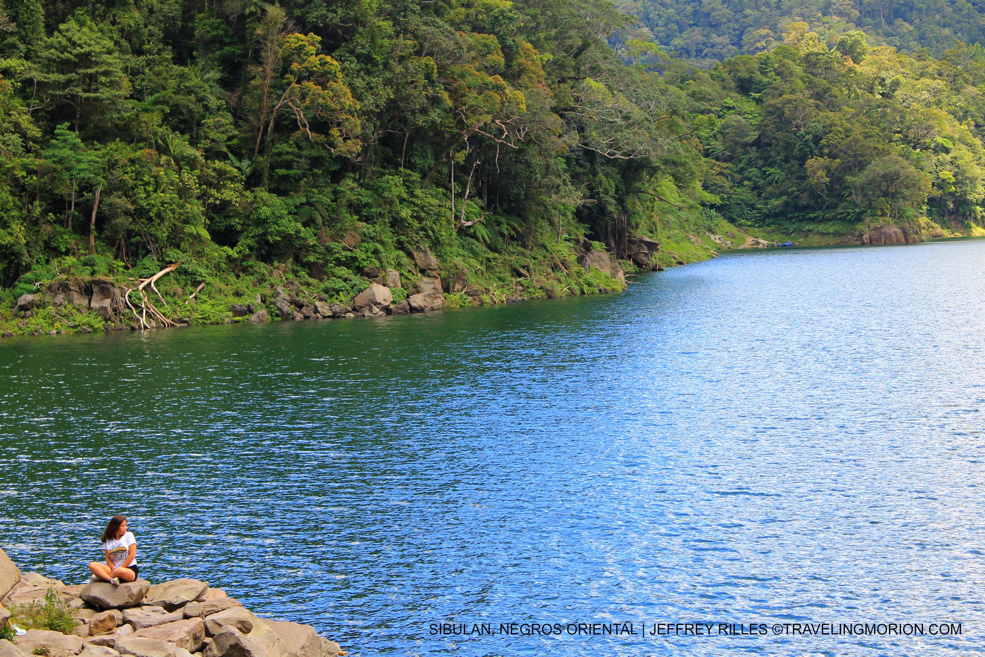 Balinsasayao Twin Lakes of Sibulan