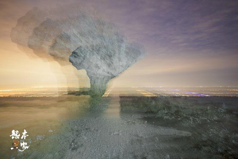 花瓶岩|琉球遊客中心|小琉球地標