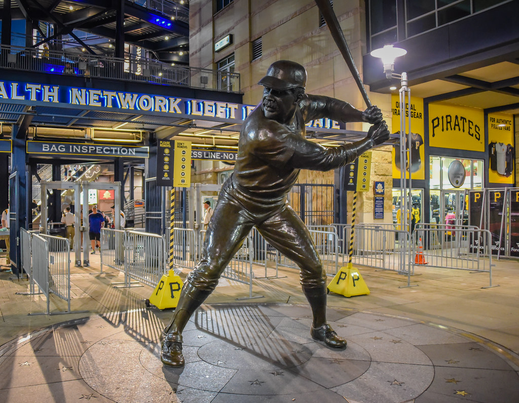Image result for willie stargell statue